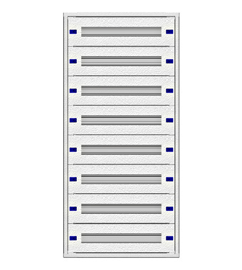 Multi module distribution board 2m 24k h 1150 w 540 d for 2m distribution