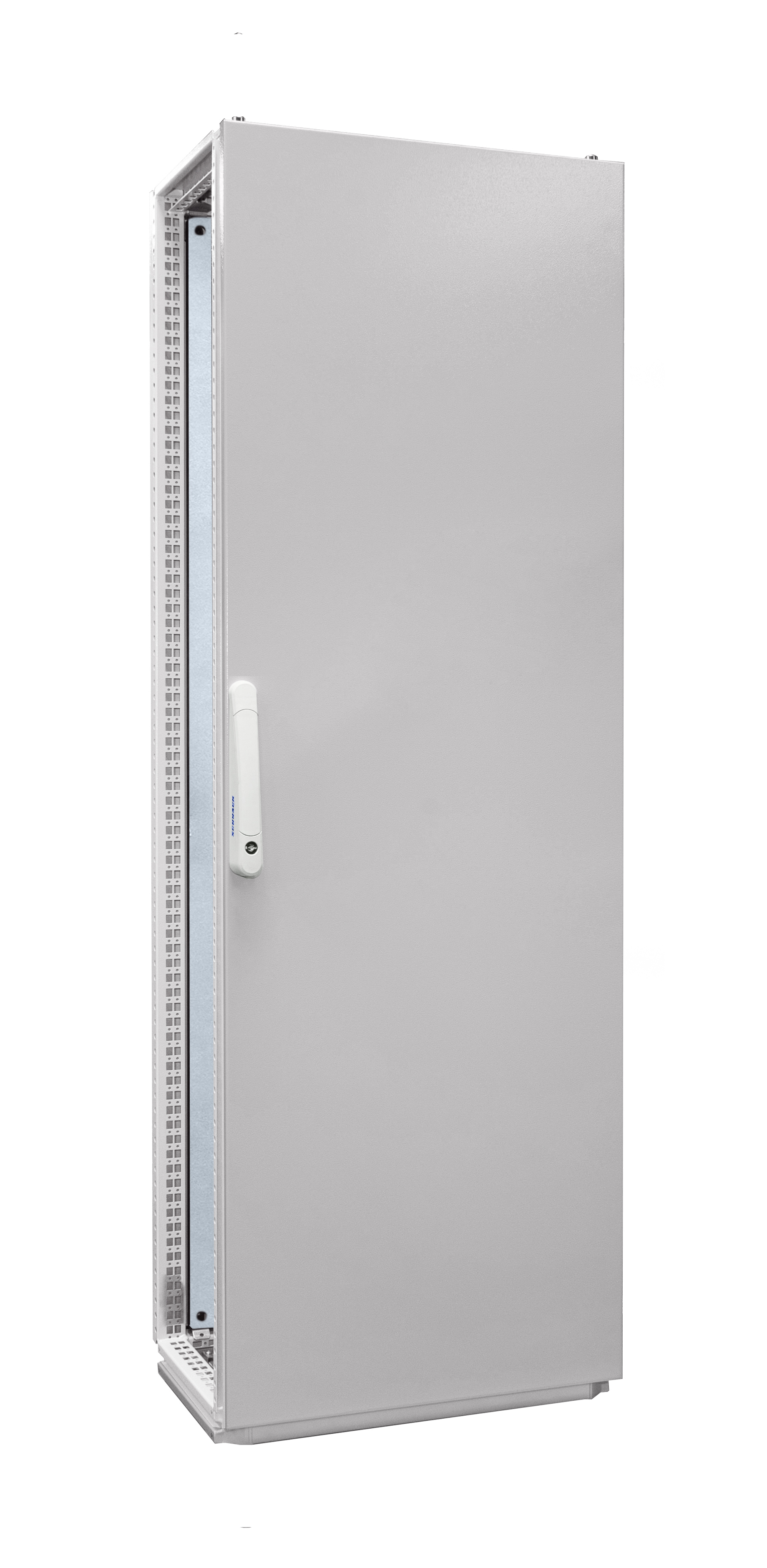 1 Stk Anreihschrank 1-Tür IP55 H=1800 B=600 T=400mm Stahlblech AC186040--