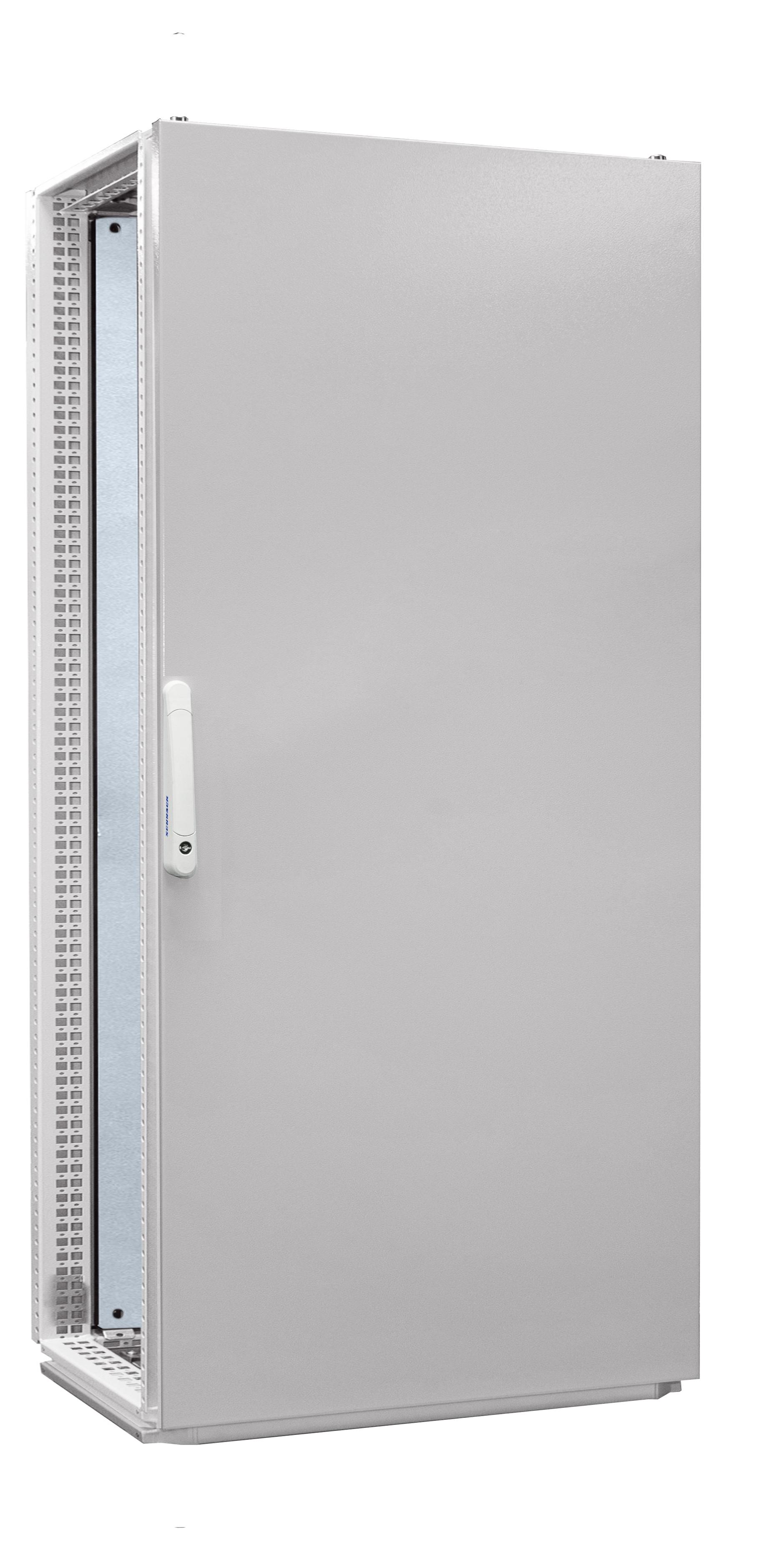 1 Stk Anreihschrank 1-Tür IP55 H=1800 B=800 T=600mm Stahlblech AC188060--