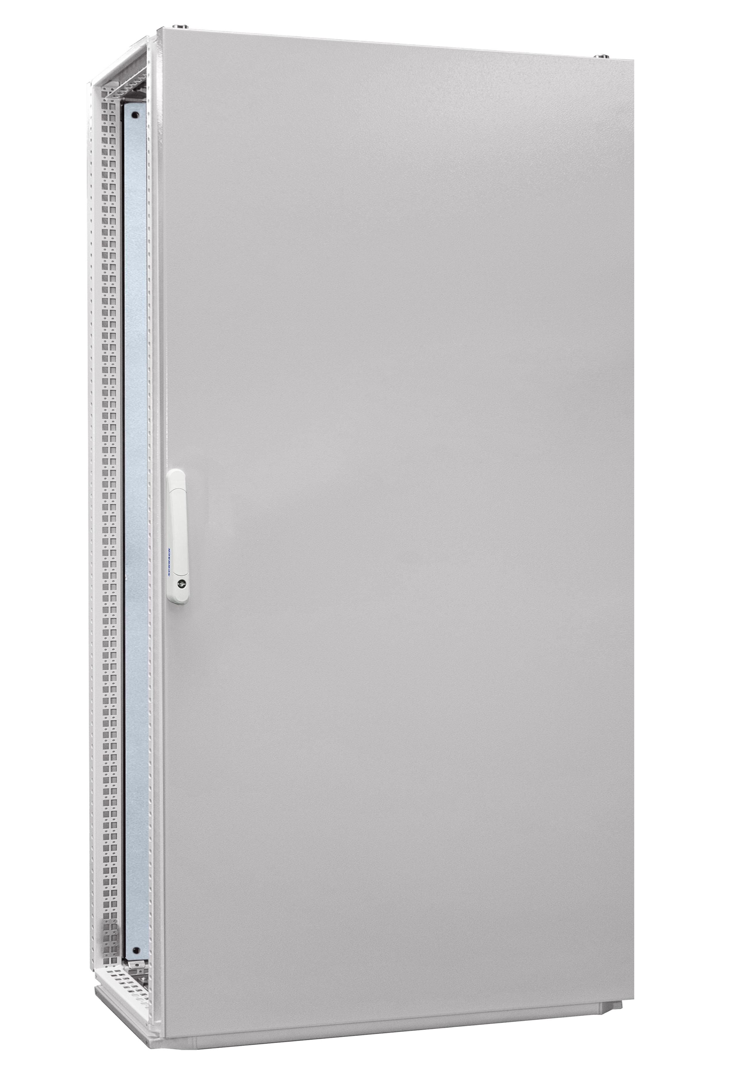 1 Stk Anreihschrank 1-Tür IP55 H=2000 B=1000 T=500mm Stahlblech AC201050--
