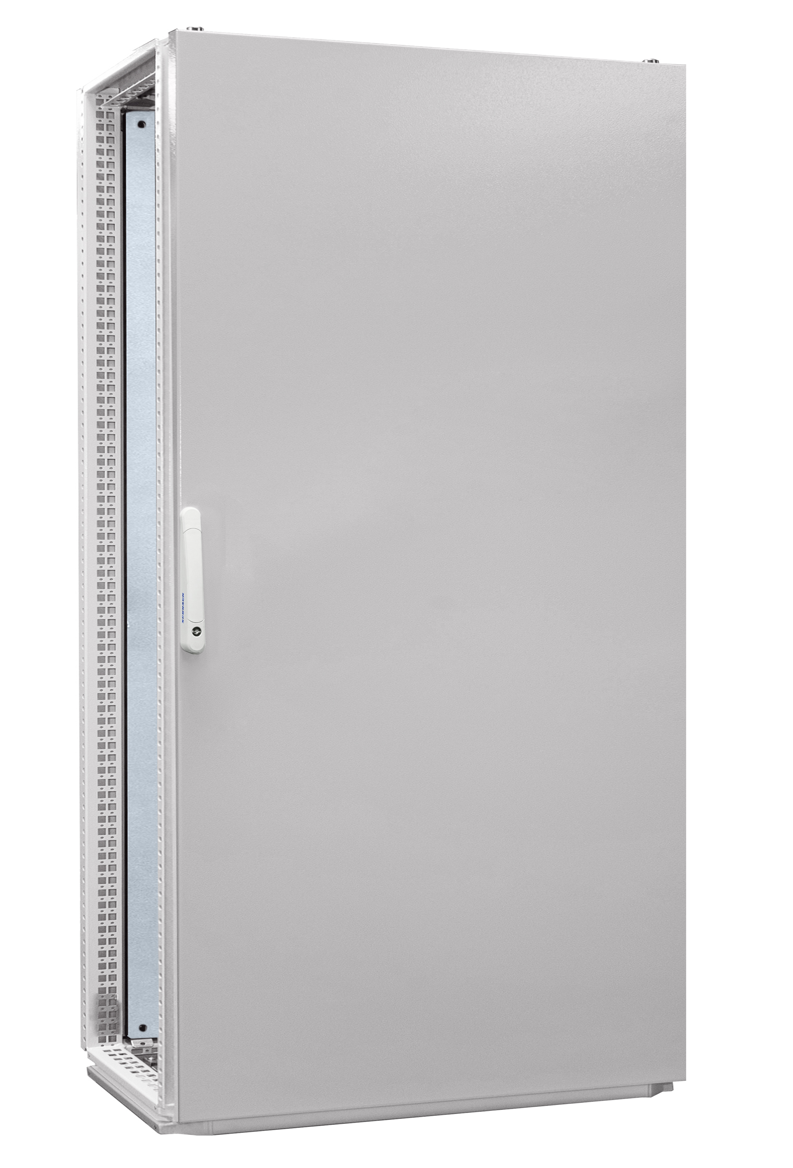 1 Stk Anreihschrank 1-Tür IP55 H=2000 B=1000 T=600mm Stahlblech AC201060--