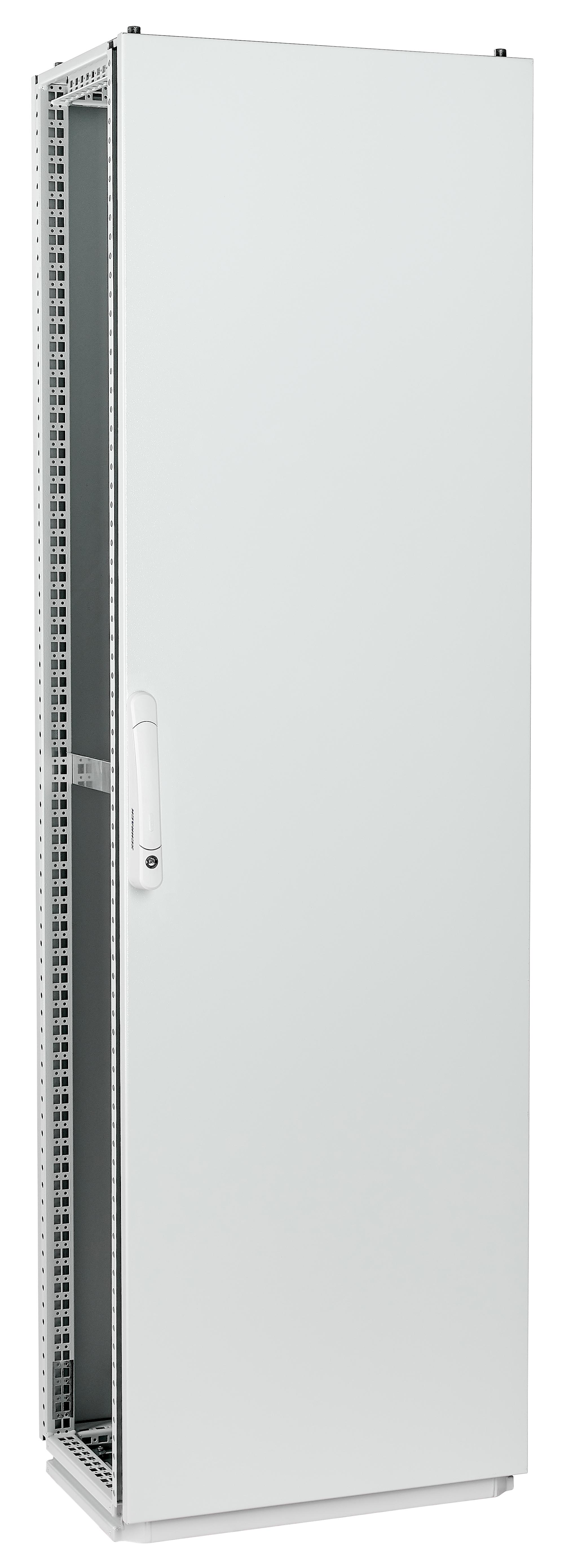 1 Stk Anreihschrank 1-Tür IP55 H=2000 B=600 T=400mm Stahlblech AC206041--