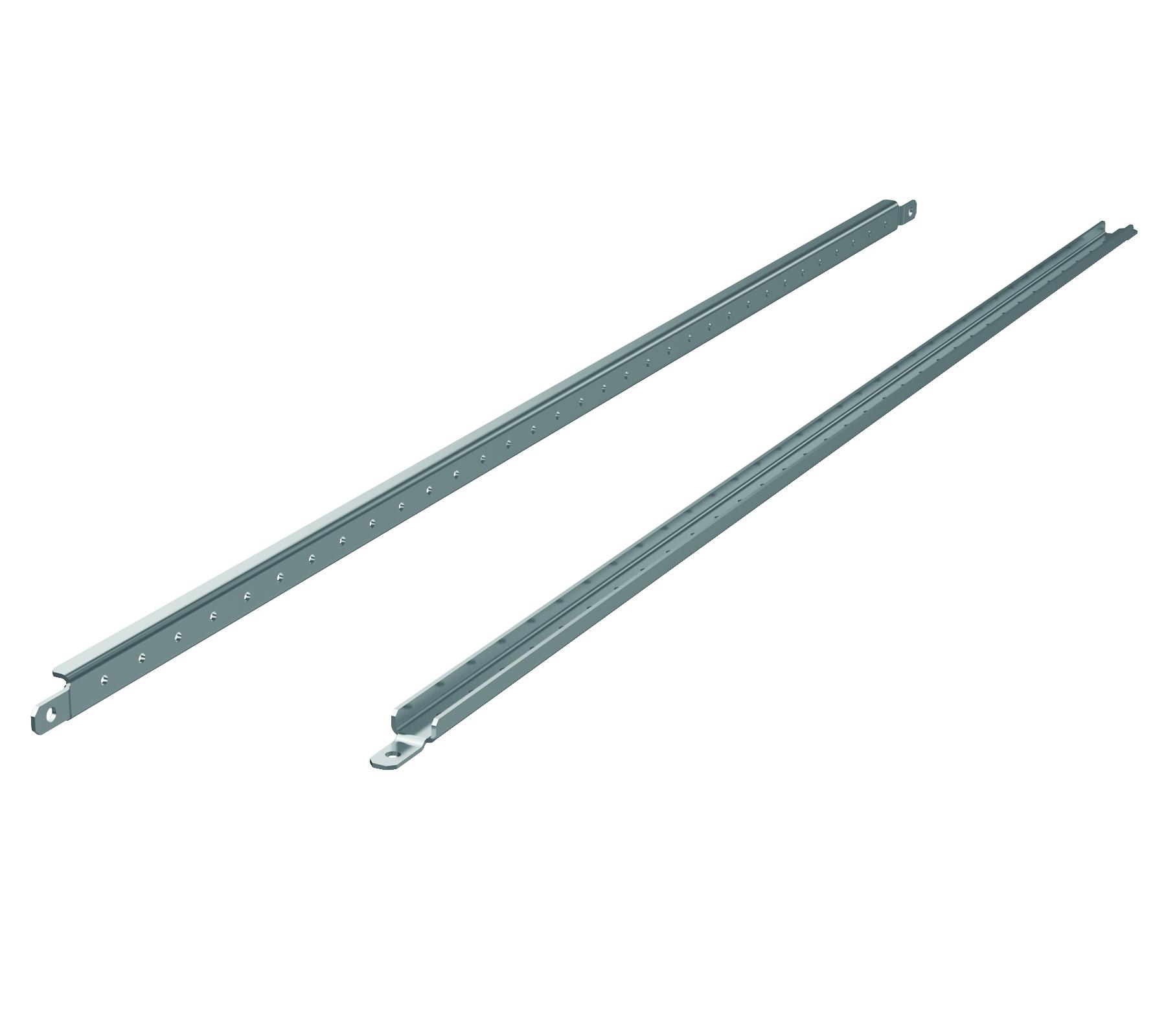 1 VE Türmontageprofile für 500mm breite Schränke (VE=4 Stück) ACCP0500--