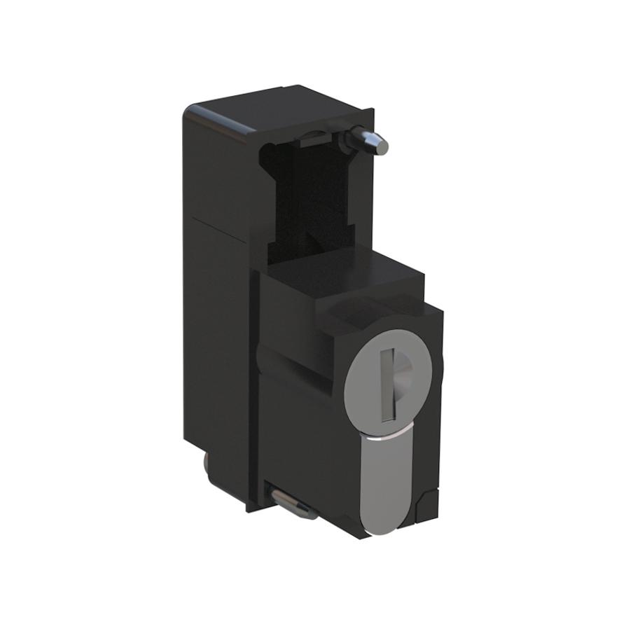 1 Stk Halbzylindereinsatz für Kipphebel gleichschließend ACLSSI521-