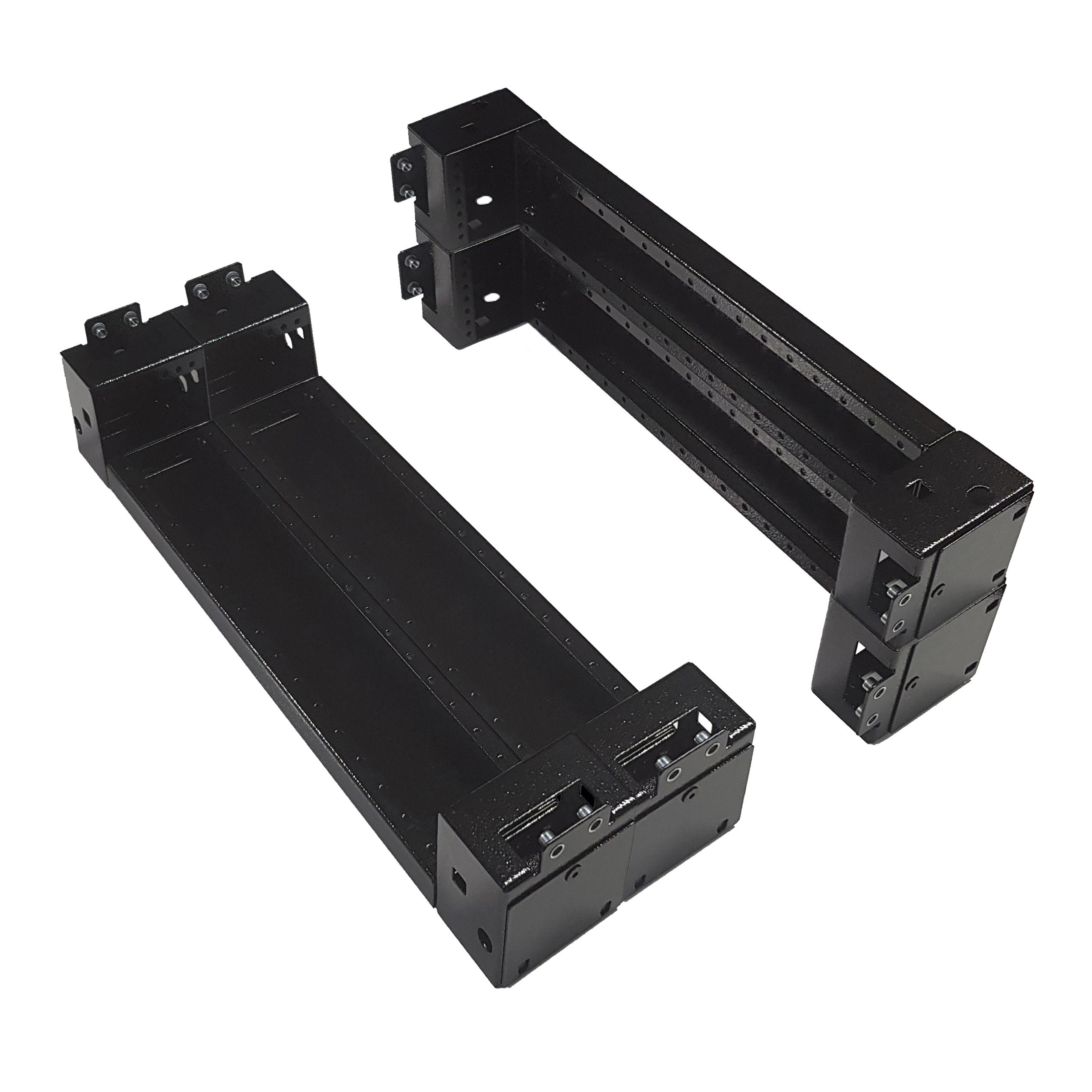 1 VE Sockel Tiefenteile (Paar) inklusive Eckteile T=300 H=200mm ACSOT032--