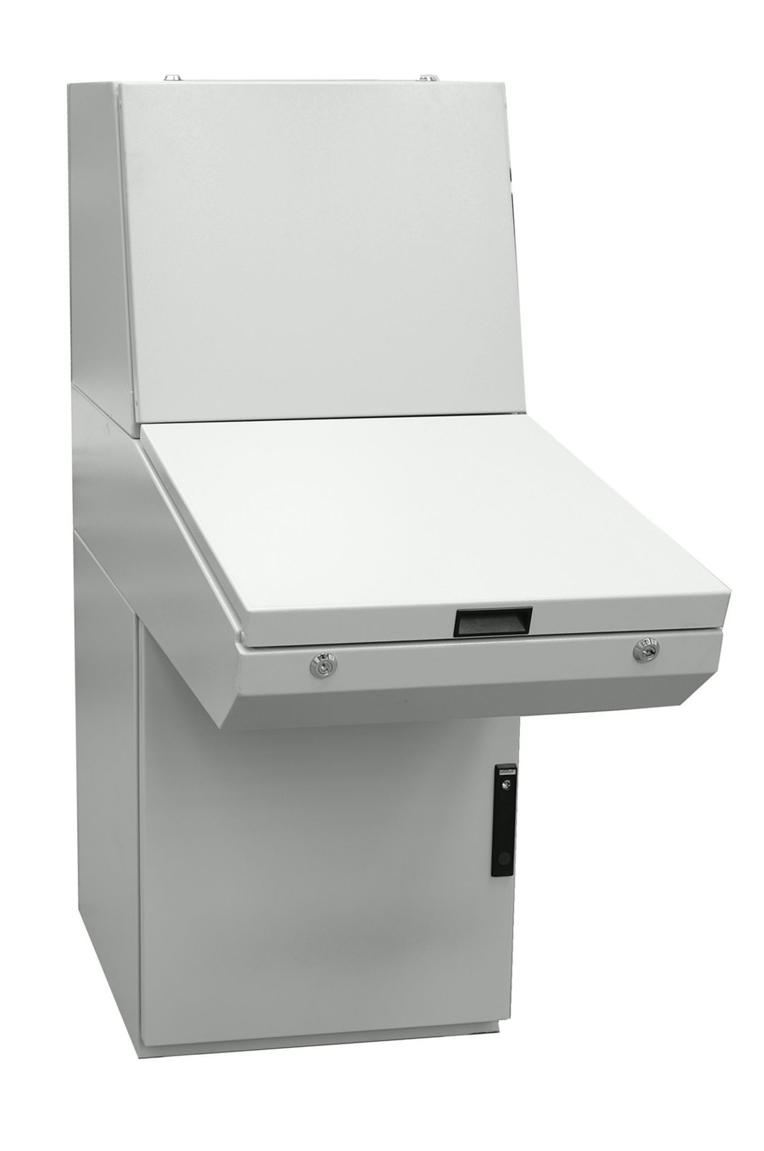 1 Stk Pult Modul Mittenteil 800mm breit ASPC0820--