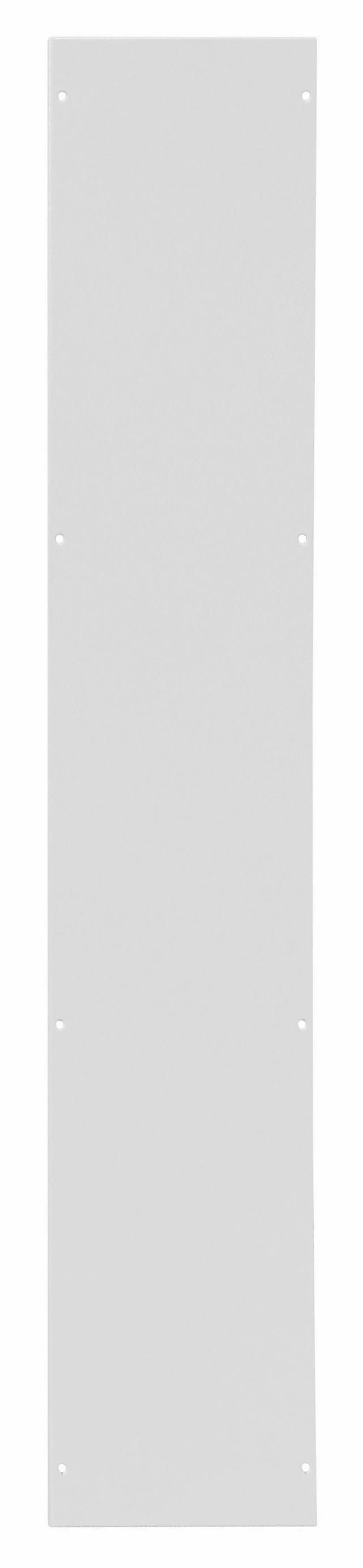 1 VE Seitenwände 1800x600mm RAL 7035 ASSW1806-5