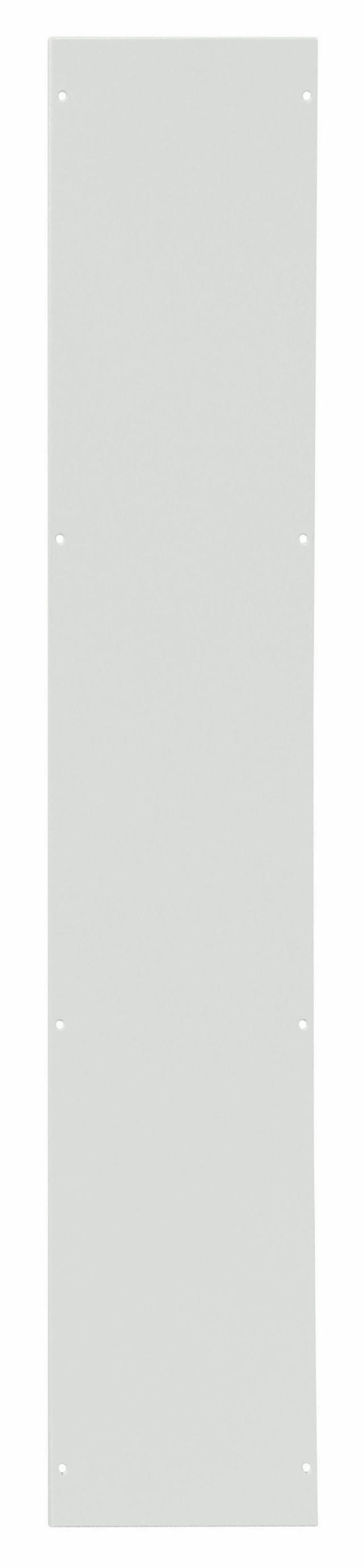1 VE Seitenwände 2000x400mm RAL 7035 ASSW2004-5