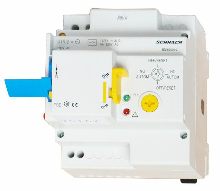 1 Stk Fernschalteinheit 230VAC, Type FSE BD900910--