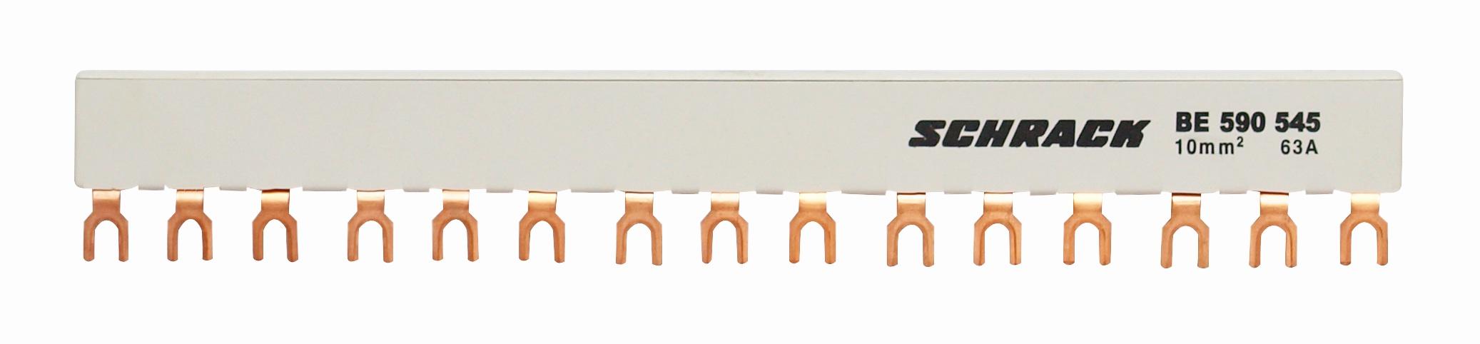 1 Stk Verschienung für 5xBE5 45mm Gabel BE590545--