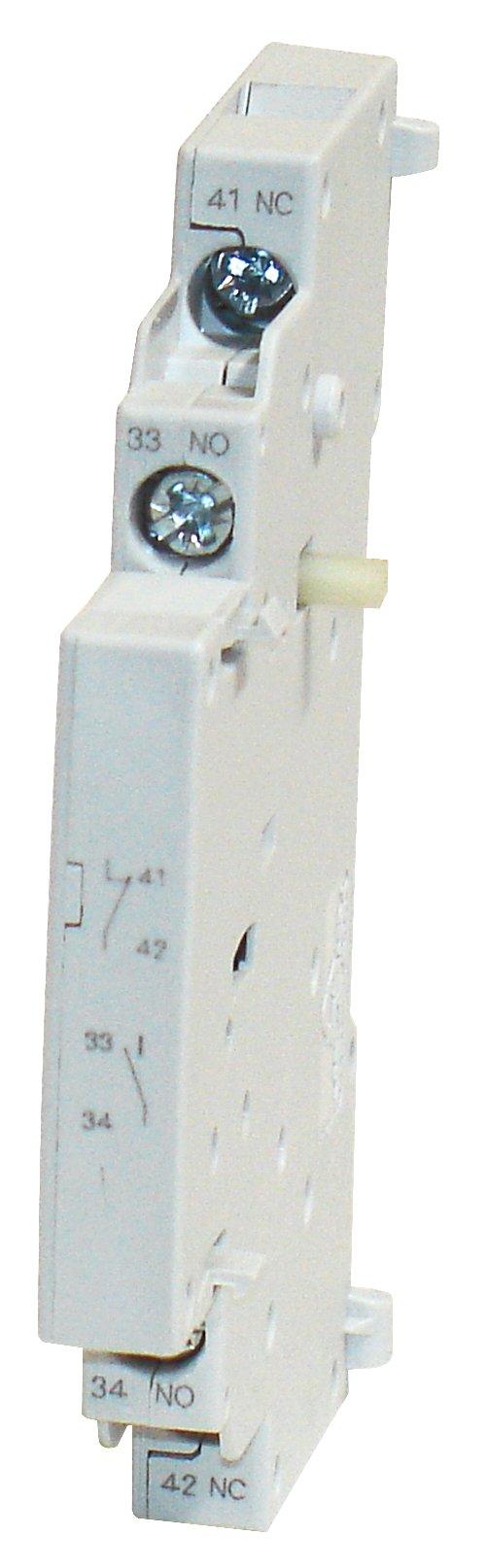1 Stk Hilfsschalter seitlich montierbar, 2 Schließer BEZ00002--
