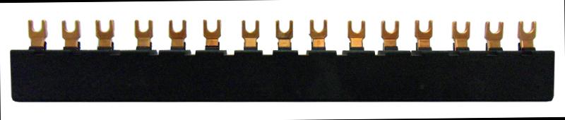 1 Stk Verschienung für 5 Motorschutzschalter BES, 00/0 BEZ00021--