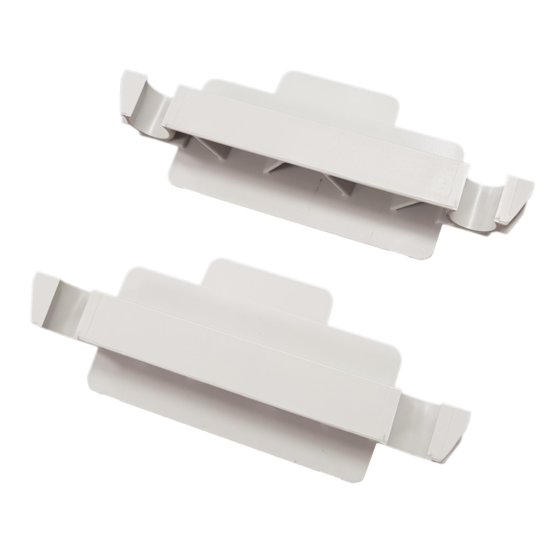 1 Stk Anreihelement Vertikal-Set (VE= 2 Stk.) BK085095--