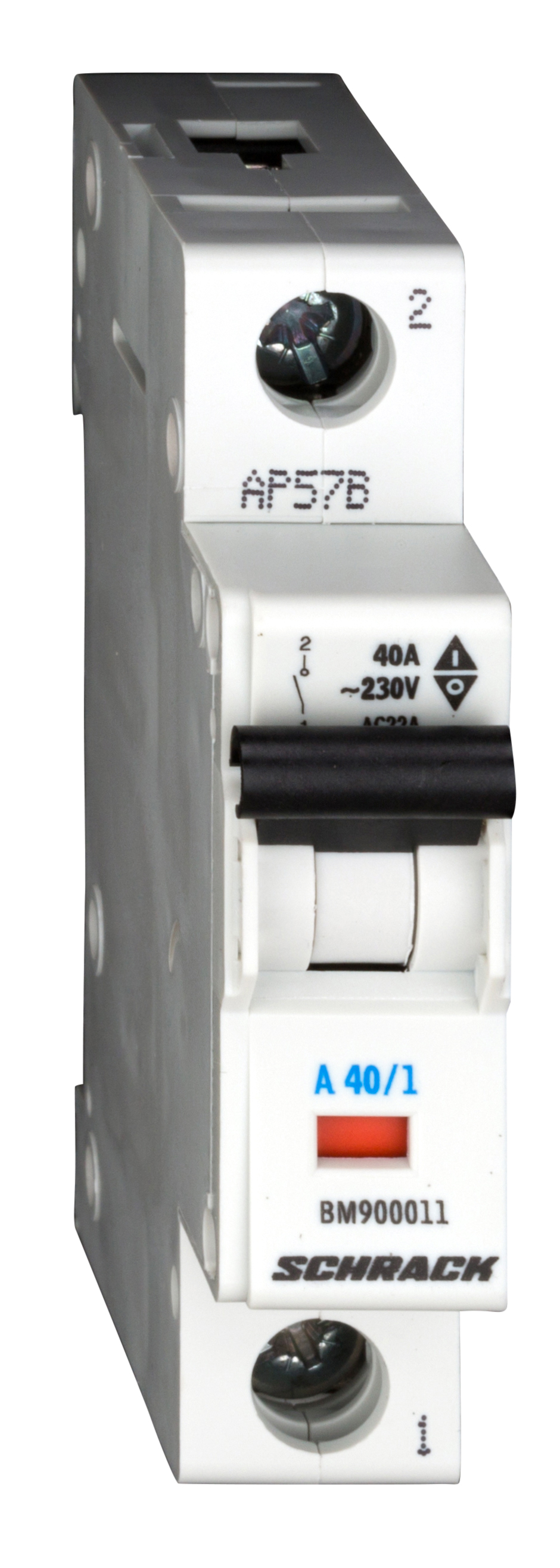 1 Stk Ausschalter, 1-polig, 40A BM900011--