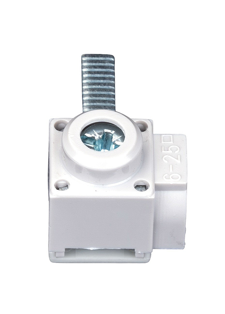 1 Stk Small Connect, Anschlußklemme für 1+N/LS 1TE, verzinkt BS990172--
