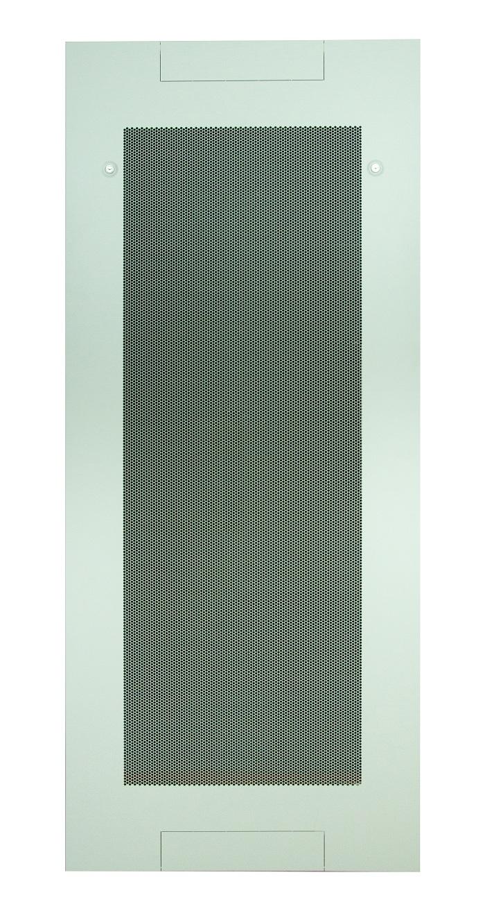 1 Stk Rückwand Metall perforiert 80% für DS/DSZ 45HE, B600,RAL7035 DSRR4561--