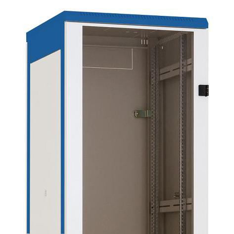 1 Stk Glas-Tür für DS/DSZ/DSS(IP30) 42HE, B=800, RAL7035 DSRT4283--