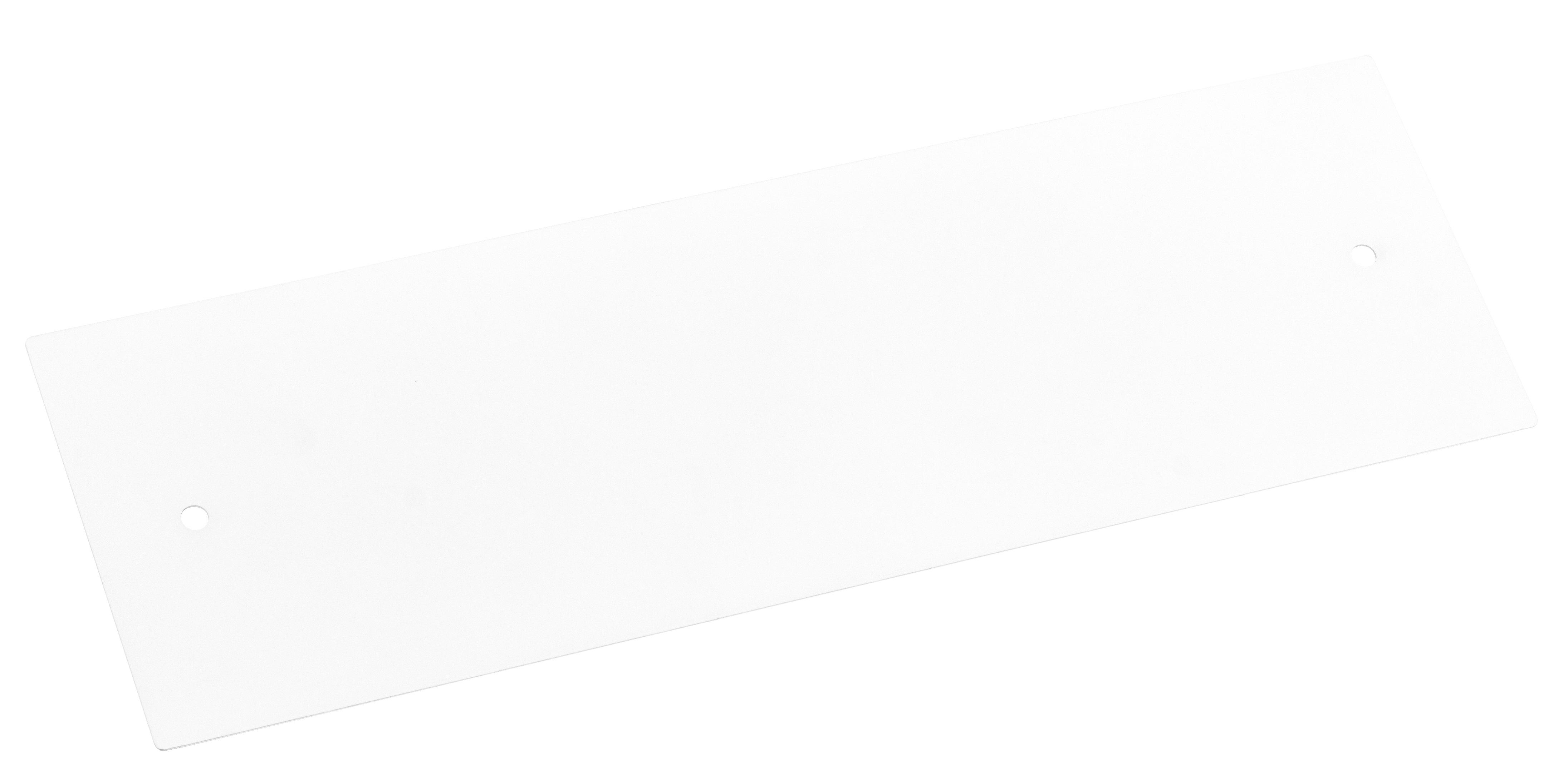 1 Stk Seitenabdeckung (AP-Montage) für DW4Hx1…, H=166mm, RAL7035 DW4HZCS1--