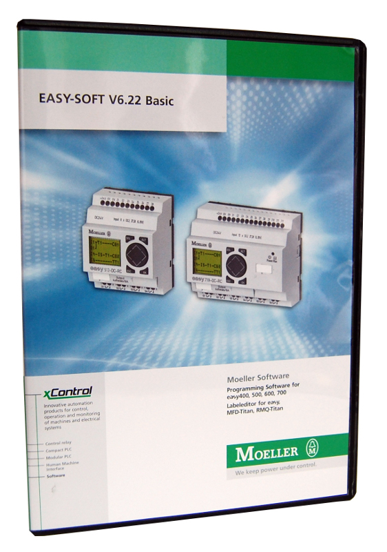 1 Stk Windows Software zur Programmierung der Easy 400-700 EA284545--