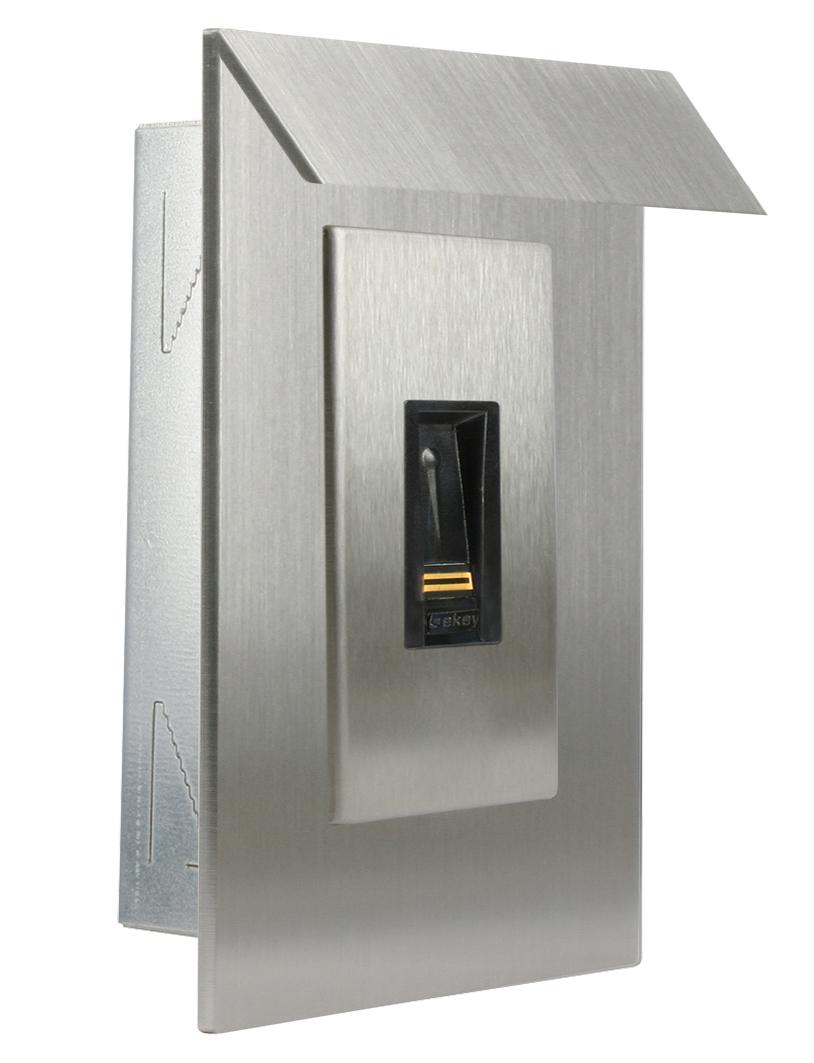 1 Stk ekey Wetterschutz für Fingerscanner Integra 2.0 EK101147--