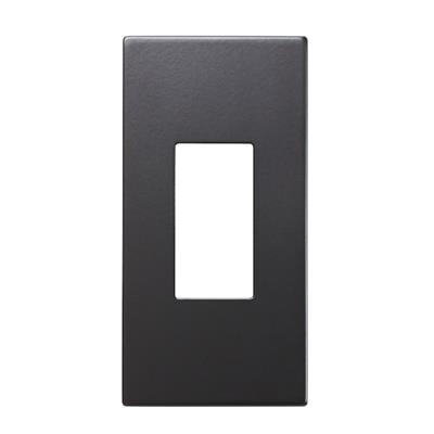 1 Stk ekey Dekorelement für Fingerscanner Integra 2.0, Schwarz EK101305--