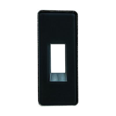 1 Stk ekey Montagerahmen Fingerscanner Integra mit Glas anthrazit EK101716--