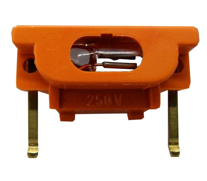 1 Stk Leuchtmarkierungsbaugruppe 250V hell EL123120--
