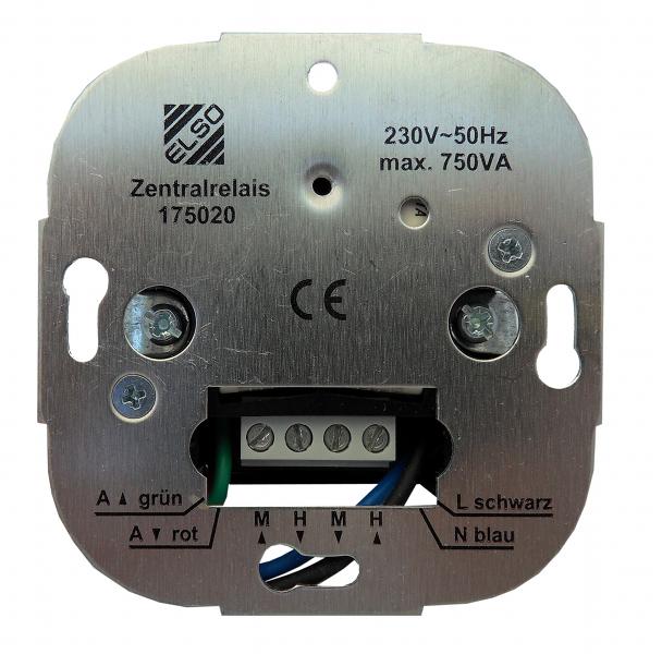 1 Stk Elektronisches Trennrelais für 1 Antrieb, 2-fach Bedienung EL175020--