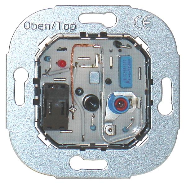 1 Stk Raumtemperaturregler 1 Öffner mit Ein-Ausschalter EL176251--