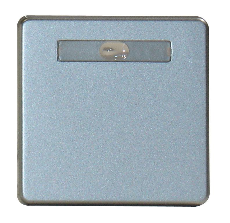 1 Stk Wippe beleuchtet für Schalter und Taster, Alueffekt EL2136119-