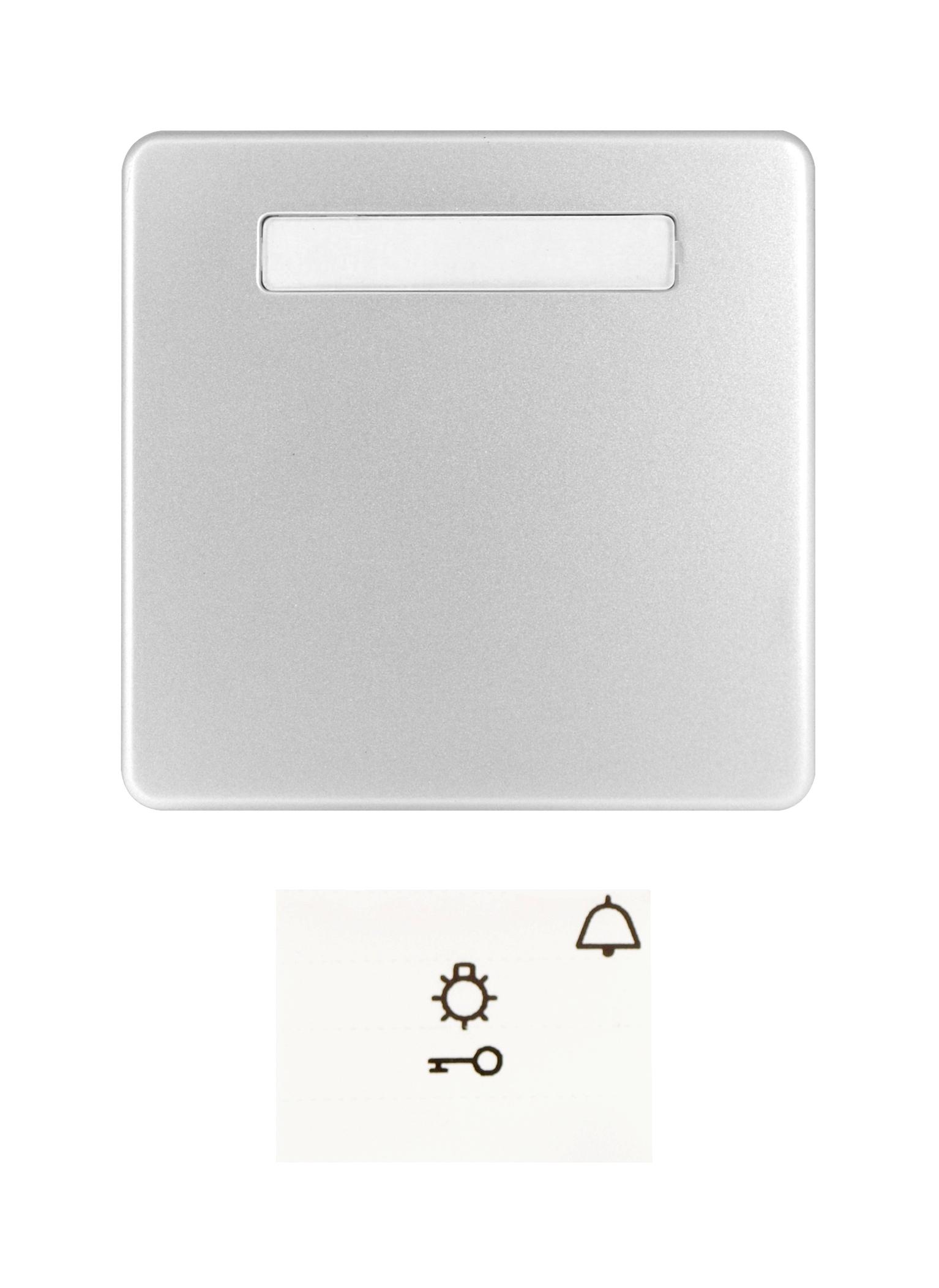 1 Stk Wippe mit Schriftfeld, Alueffekt EL2136219-