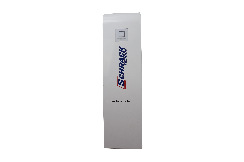 1 Stk i-CHARGE PUBLIC 2 Design, Typ2 11+22kW, 2x Schuko, Online EMPUB249O-