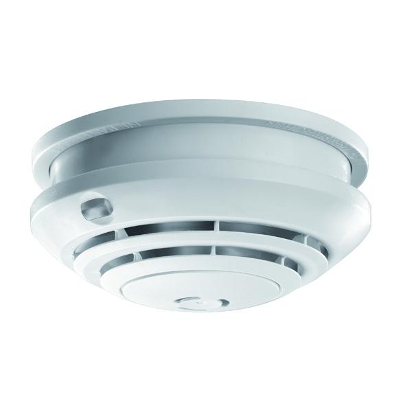 1 Stk PROTECTOR K Fotoelektronischer Rauchmelder 230V, weiß ESR018916-