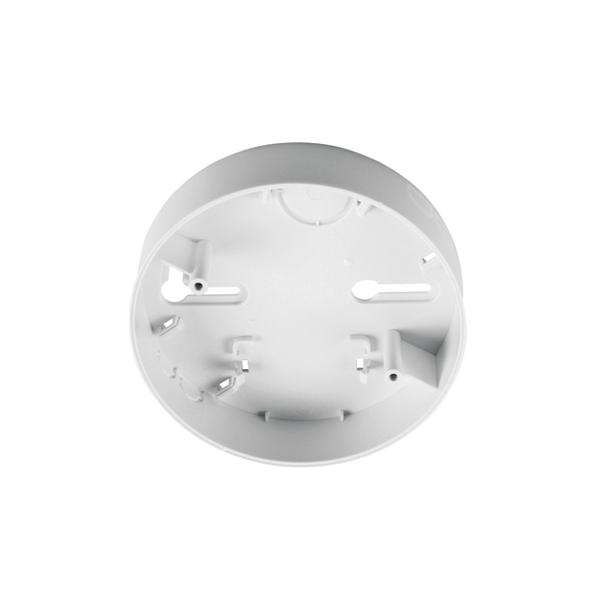 1 Stk Aufputzdose für PROTECTOR K Schaltrelais, H27mm, weiß ESR018985-