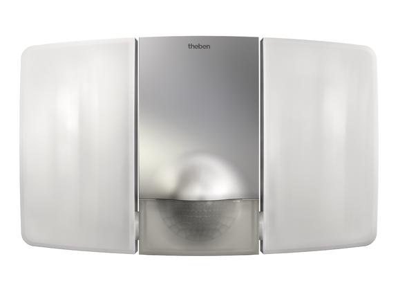 1 Stk LED Strahler mit Bewegungsmelder, 20W/180°/8m, aluminium EST1020944