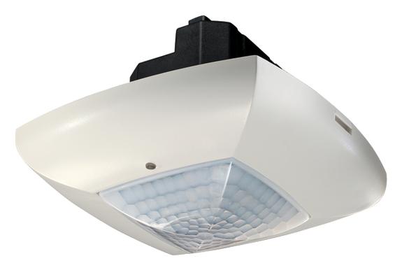 1 Stk DALI-Präsenzmelder für Deckenmontage, 360°/49m²/IP40, weiß EST2010010