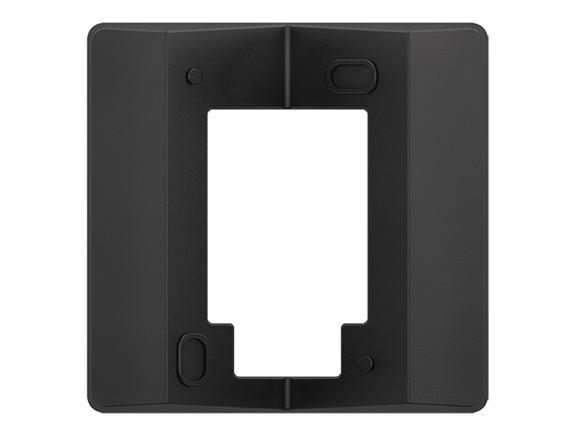 1 Stk Eckmontagewinkel, LUXA-LED, schwarz EST9070757