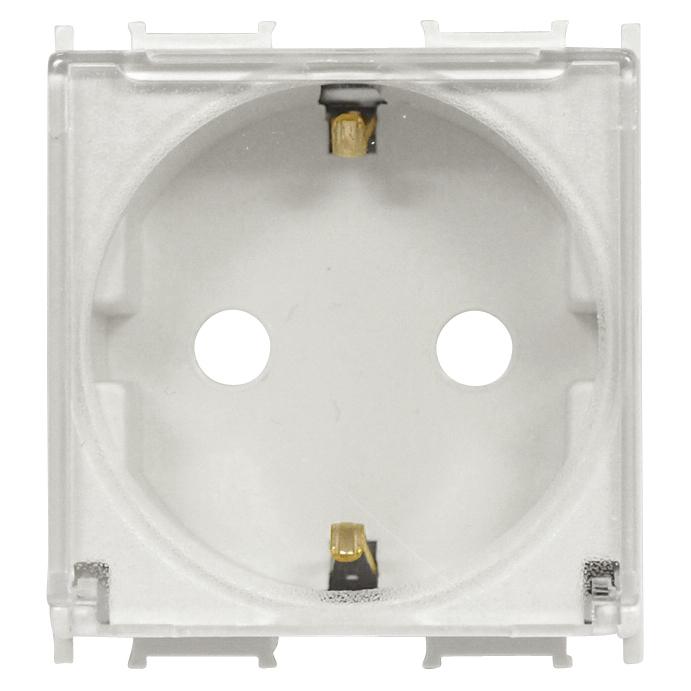 1 Stk Steckdose mit erhöhtem Berührungsschutz und Klappdeckel 16A ET101002--