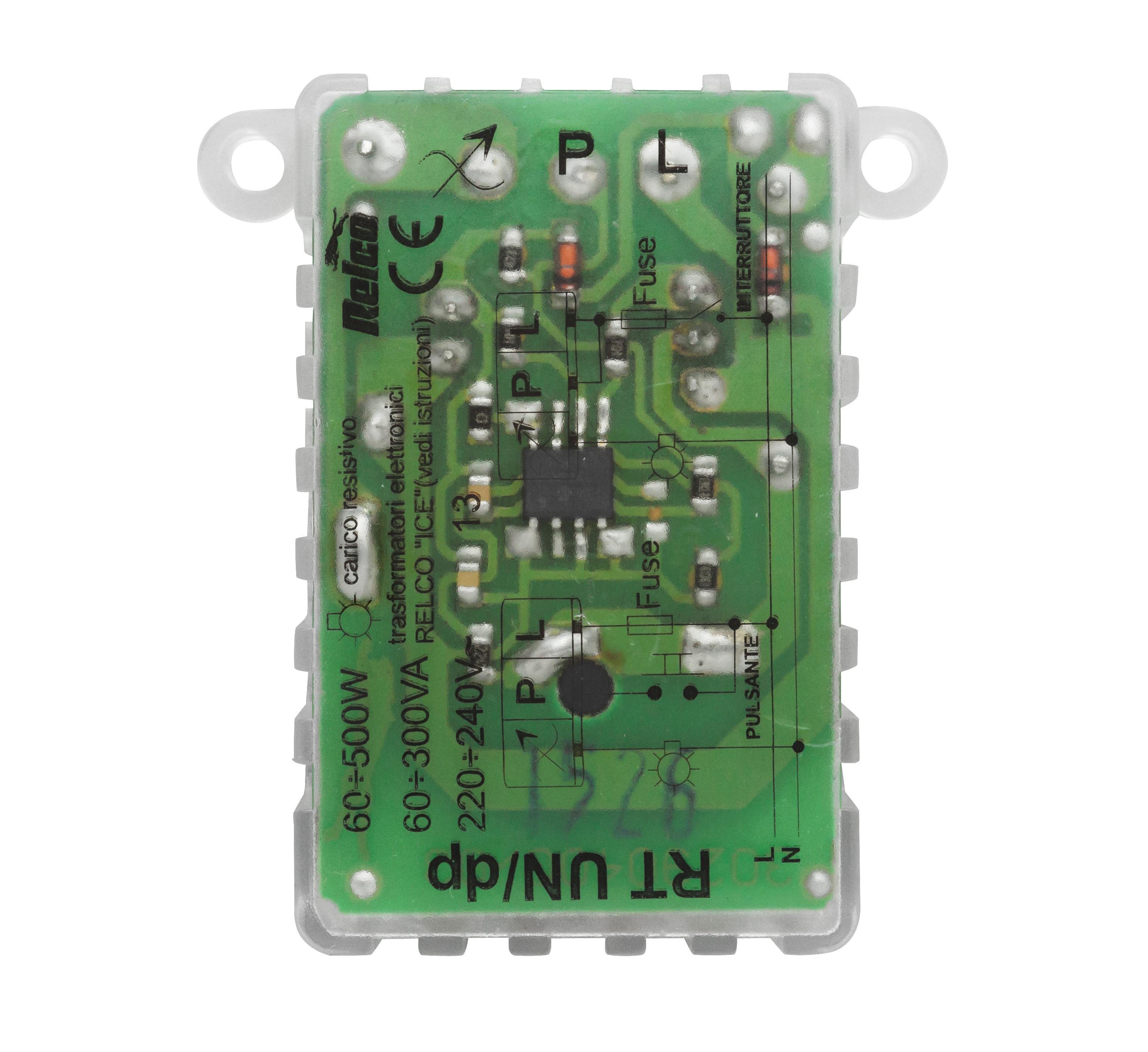 1 Stk Unterputz Dimmer für Tastersteuerung R 500W 1M ET103004--