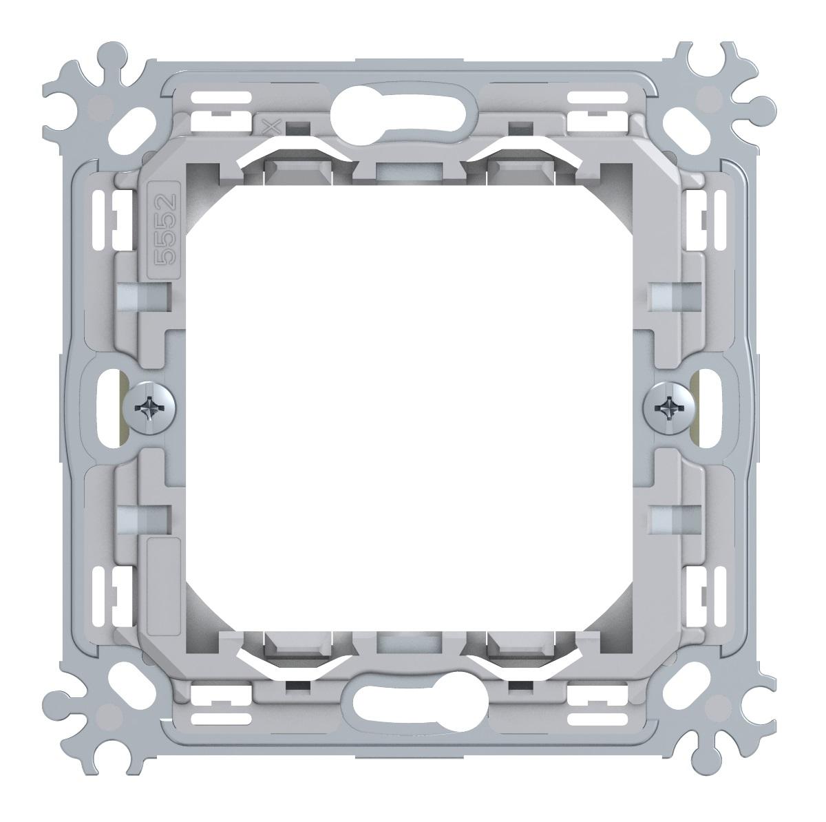 1 Stk Montagerahmen Metall mit Krallen 2M ET1050031-