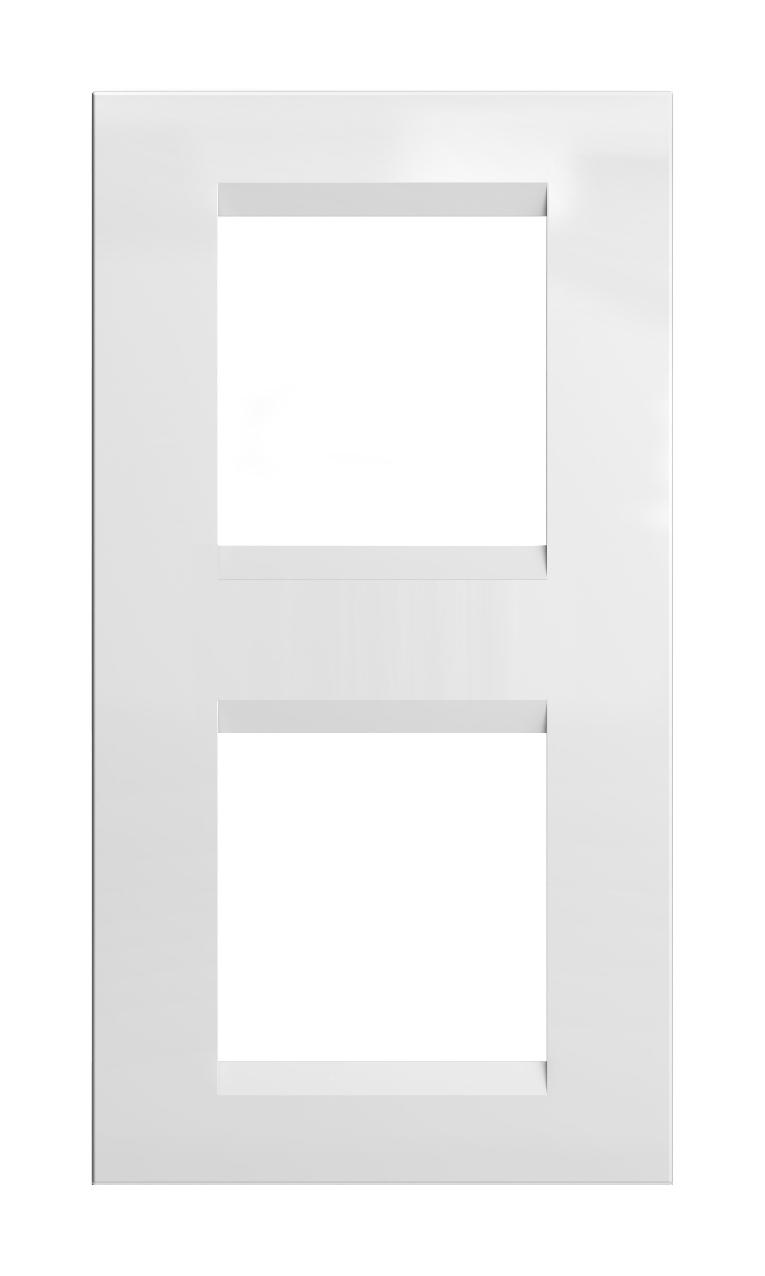 1 Stk Rahmen 2x2M, weiß ET105018--