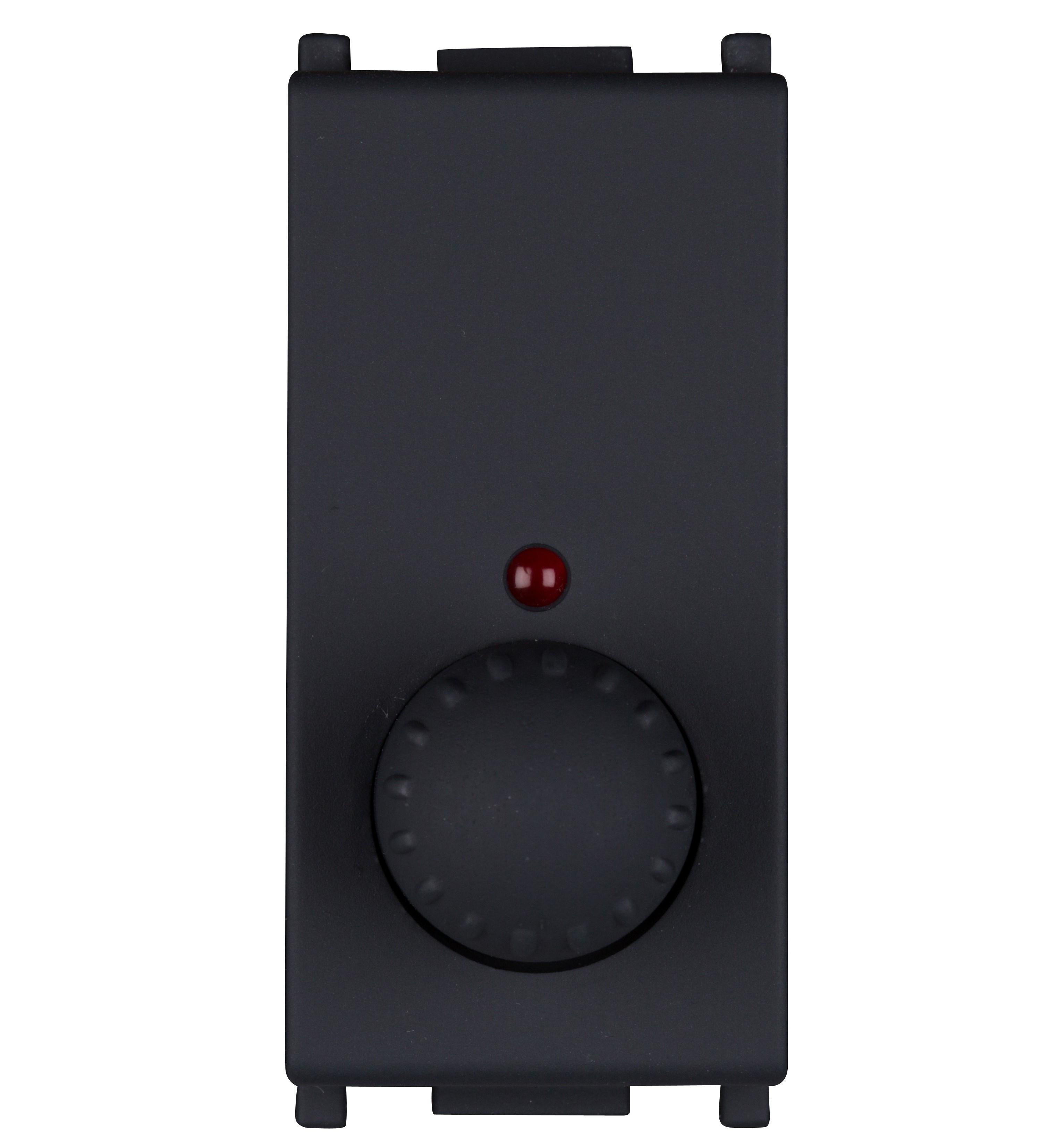 1 Stk Dimmer für Wechselschaltung RL 300W 1M, schwarz ET113002--