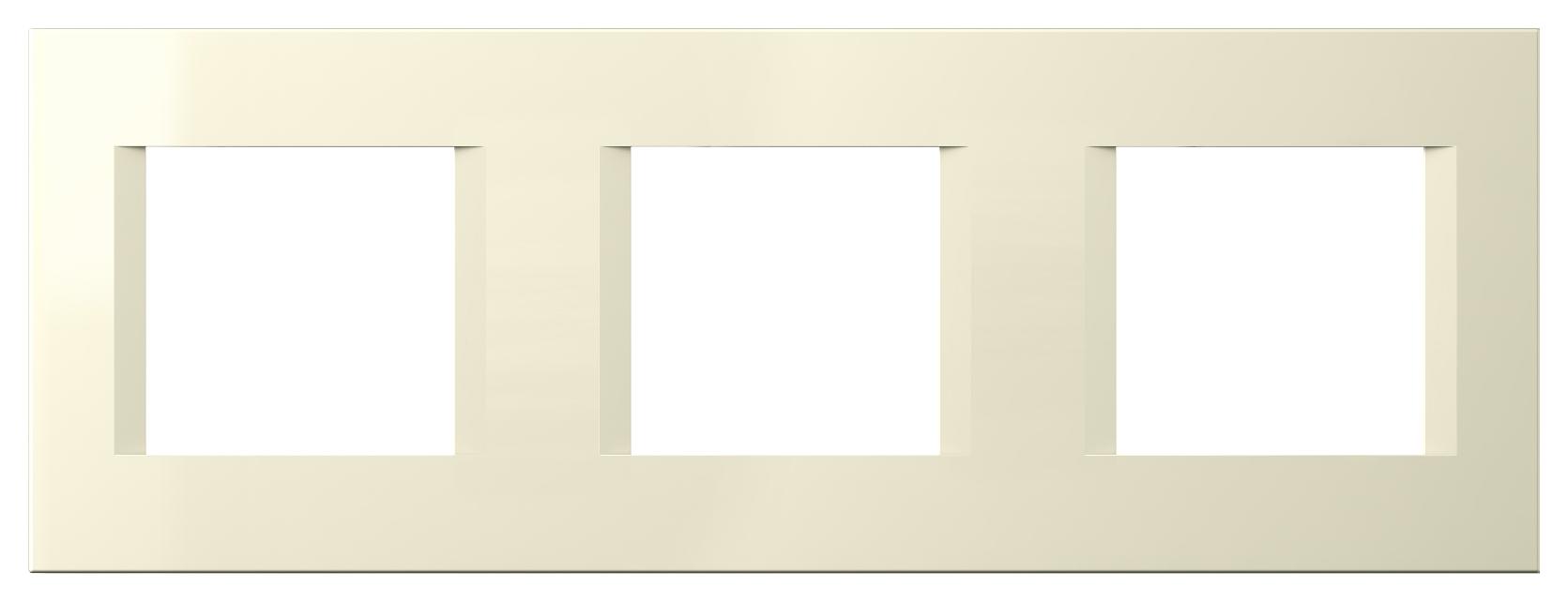 1 Stk Rahmen 3x2M, beige ET125020--