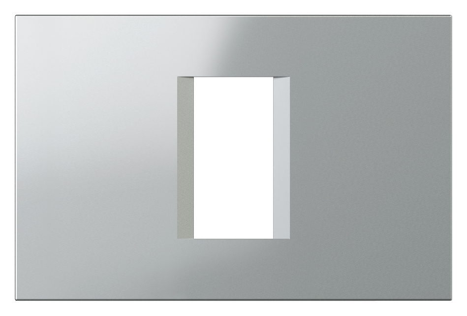 1 Stk Rahmen 1/3M, silber ET135012--