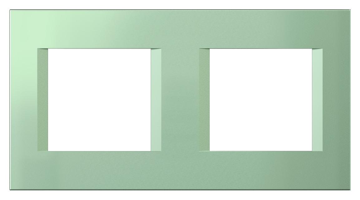 1 Stk Rahmen 2x2M, minzgrün ET145018MG