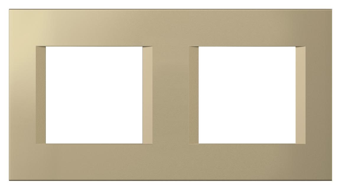 1 Stk Rahmen 2x2M, sandgold ET145018SG