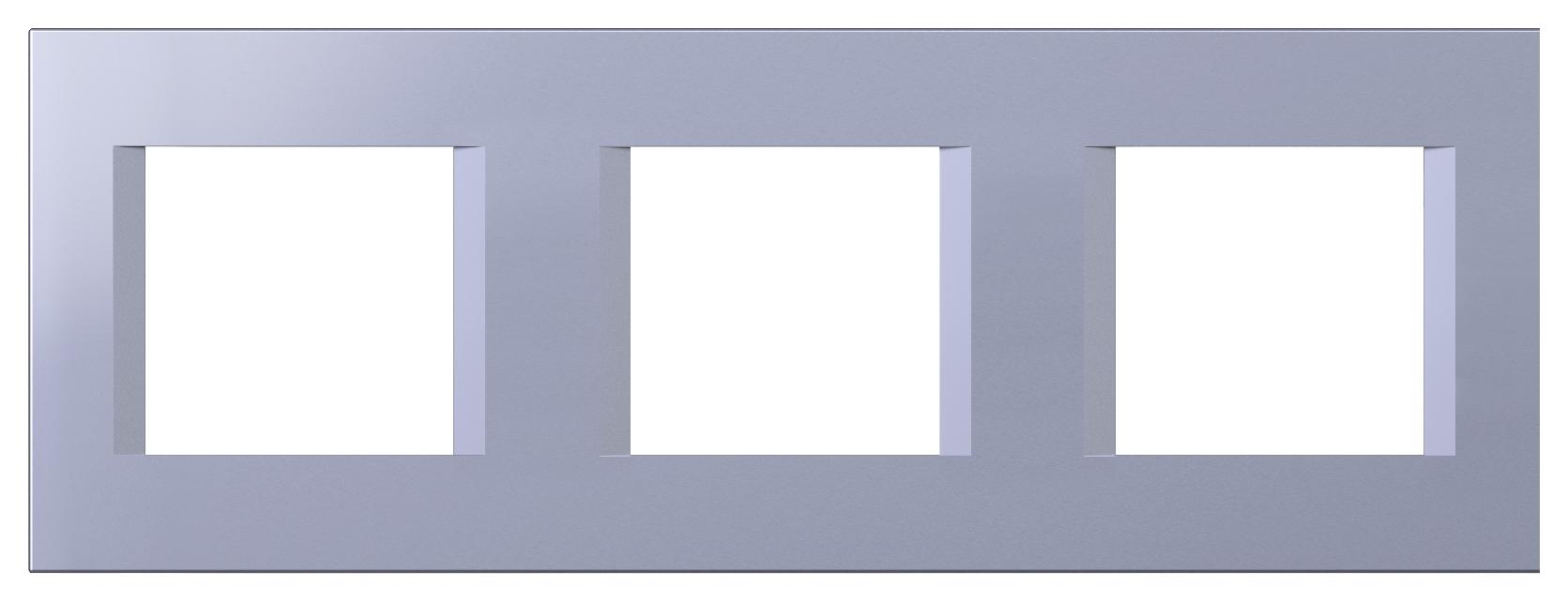 1 Stk Rahmen 3x2M, impulse blau ET145020IB