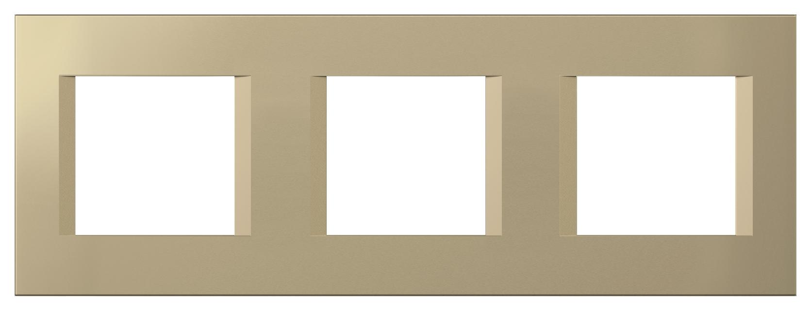 1 Stk Rahmen 3x2M, sandgold ET145020SG