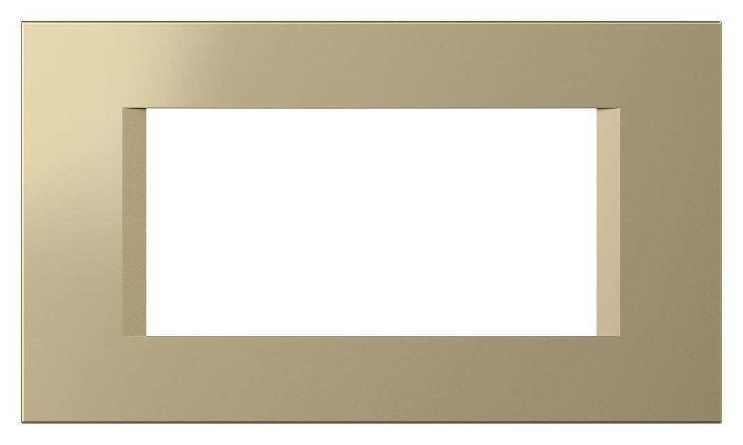 1 Stk Rahmen 4M, sandgold ET145026SG