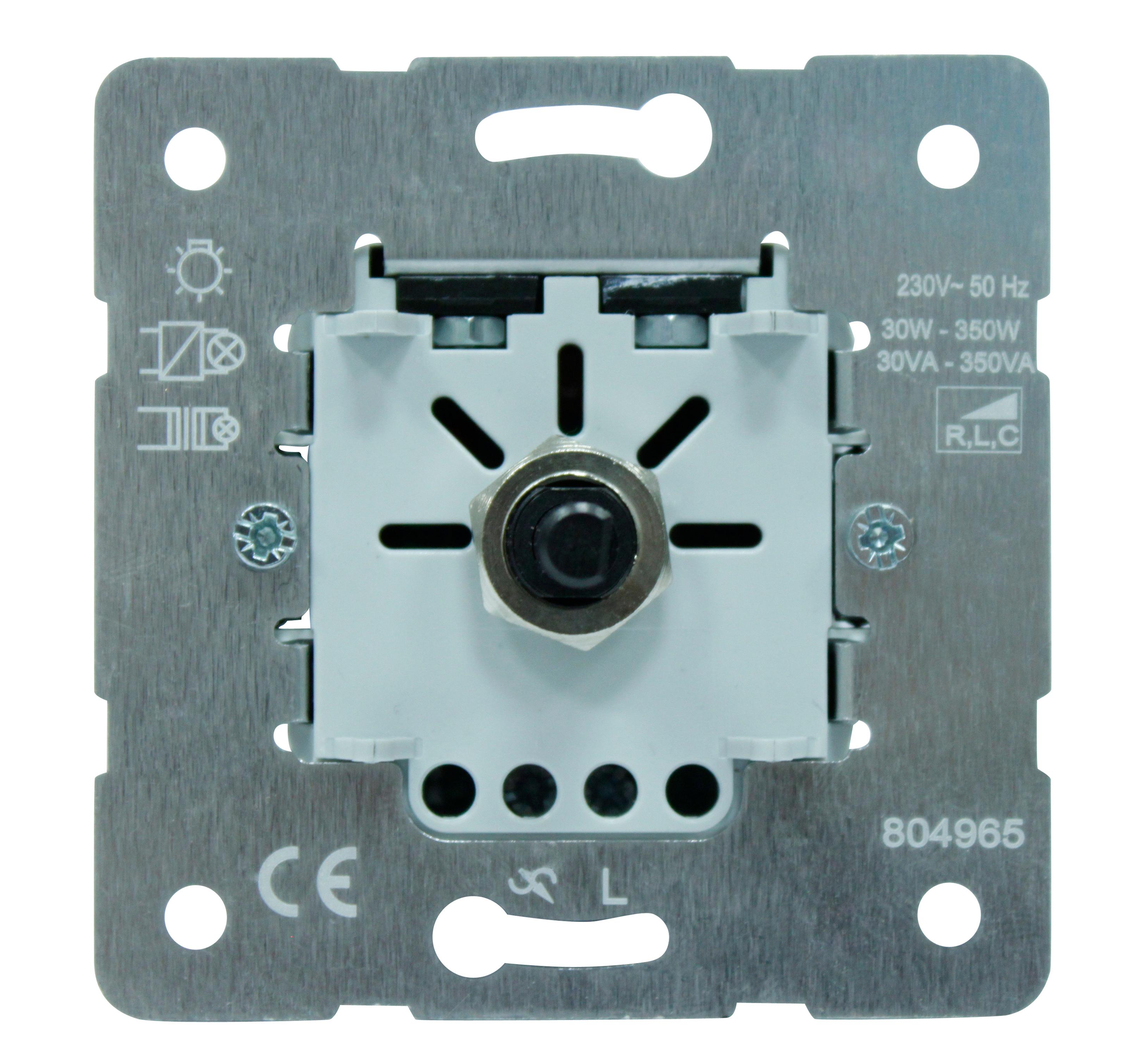 1 Stk Dimmereinsatz 20-350W/VA, RLC EV103002--